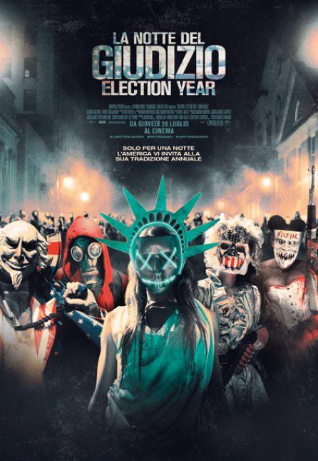LA NOTTE DEL GIUDIZIO: ELECTION YEAR